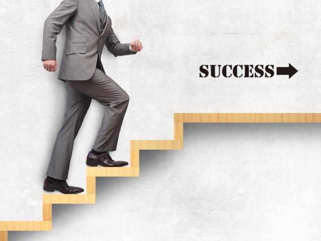 ■経営コンサルタントの頭の中12■努力を続けて業績アップ