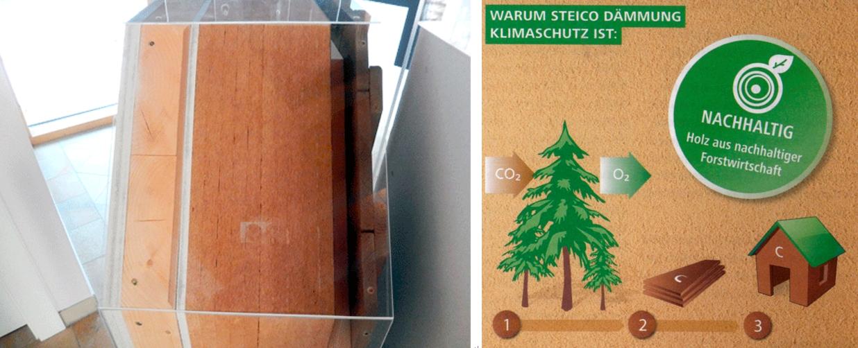木質繊維系断熱材