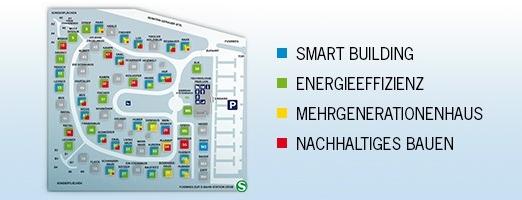 Bauzentrum Poingの配置図