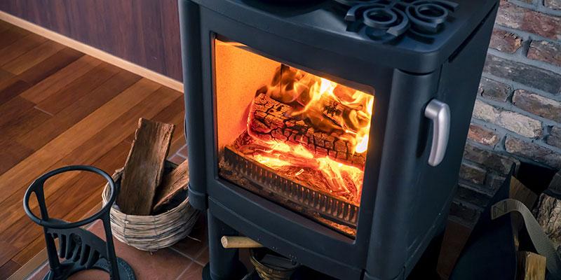 パックスノルテの暖炉